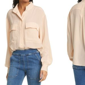 Frame Safari Silk shirt